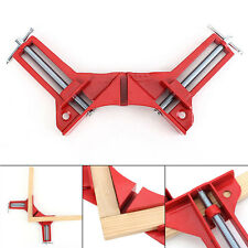 1Pcs 90 Degrees Right Angle Clamp 100mm Mitre/Corner Clamp Picture Holder