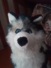 Authentic Siberian Husky plush from Legends