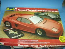 Revell Ferrari Twin Turbo Testarossa 1:16 scale