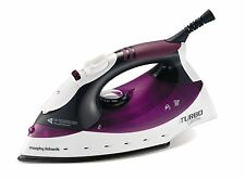 Morphy Richards Turbosteam Iron - Diamond Soleplate - Tip Technology- 40699