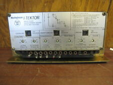 WESTINGHOUSE I-TEKTOR SOLID STATE OVERCURRENT DEVICE STYLE# 6273C07G05