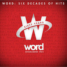 Word: Six Decades of Hits CD Established 1951 51 Songs 3 Discs