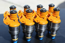 2 Yr Warranty Bosch 4 Hole Upgrade Ford E150 F150 5.0/5.8 V8 Fuel Injector Set
