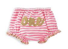 Mud Pie Birthday Girl I'm One Bloomers  12-18 Months - DISCONTINUED