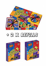 Jelly Belly Bean Boozled Spinner Gift Box 99g Plus 2 x 45gm Refill Pack