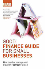 Good Finance Guide for Small Businesses: How to Raise, Manage and Grow Your Comp