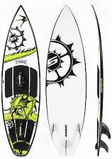"2013 Slingshot 5'11"" EPX Tyrant Kite Surfboard, Factory Boxed Brand New"