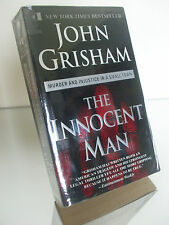 """THE INNOCENT MAN"" BY JOHN GRISHAM -FIC-SUS.-THRILLER"
