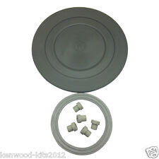 KENWOOD CHEF BOWL MAT 14CM, LIQUIDISER BASE SEAL & 5 RUBBER FEET