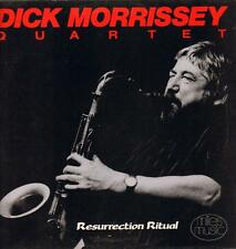 Dick Morrissey Quartet(Vinyl LP)Resurrection Ritual-Miles Music-MMO77-U-VG/NM