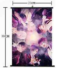 HOT Anime DIABOLIK LOVERS Wall Poster Scroll Home Decor Cosplay 849
