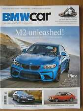 BMW Car April 2016 M2 E39 M5 X4 M40i Schnitzer E9 CSi E34 535i 2000 Touring X5