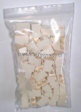 Lego BRICK 1x2 WHITE, 3004 Qty 50, New