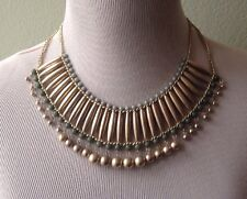 JewelMint New Gold Choker Necklace, International Shipping.  Sold Out.