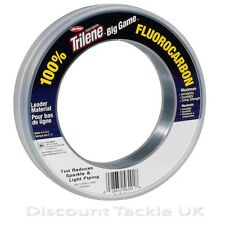 BERKLEY big game fluorocarbone chef 60lb - 100yds-Bleu Fumée rrp £ 23