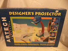 Vintage Artech  Draw Art Projector  Board Children's Kid's Toy