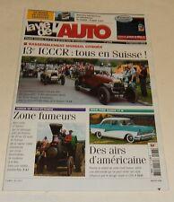 LA VIE DE L'AUTO N°1138 - Septembre 2004 : Rassemblement Mondial CITROËN