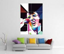 ELVIS PRESLEY POP ART Giant WALL ART PRINT POSTER H 85