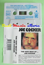 MC JOE COCKER The very best of 1989 belgium BR MUSIC BRMC 104 no cd lp dvd vhs