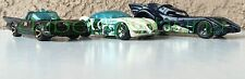Hot Wheels - Batman Batmobile - Golden Arrow / Mr Freeze - Hot Wheels Batmobile