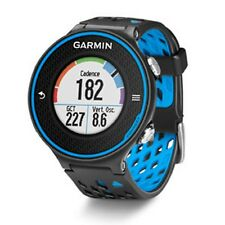 Garmin Forerunner 620 Blue/Black Color Touchscreen GPS Run Watch 010-01128-00