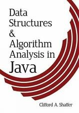 Data Structures and Algorithm Analysis in Java, Third Edition Dover Books on Co