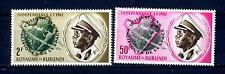 BURUNDI - 1963 - Conquista ed uso pacifico dello spazio