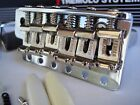 PURE VINTAGE FENDER CUSTOM SHOP STRAT USA TREMOLO BRIDGE PAT PEND SADDLES '62 57