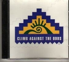 (CJ802) Climb Against The Odds, Against the Odds - 1998 DJ CD