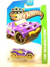 FUTURE FLEET RD-05 Purple & Yellow 57/250 HW Imagination New SEALED Blister Pack