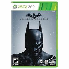 Batman: Arkham Origins (Microsoft Xbox 360, 2013) DISC IS MINT