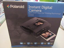Polaroid Instant Digital Camera Z340  Black in box