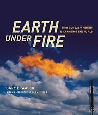 Earth under Fire: How Global Warming Is Changing the World-ExLibrary
