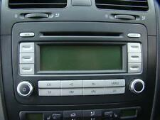 VOLKSWAGEN JETTA RADIO/CD PLAYER SINGLE DISC(RCD300), MP3 02/06-07/11