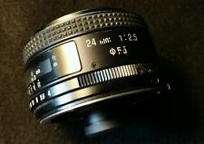 Tamron 24mm f2.5 Lens Adaptall Mount Type