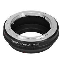 FOTGA Konica AR Lens Objektiv Adapter für M4/3 LX100 GM1 GM5 GX7 GF6 EPL7 EM5 G3