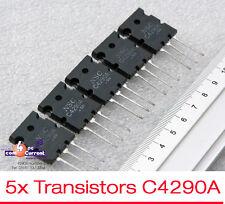 5x TRANSISTOR NSC 2SC4290A C4290A NPN 20A 1400 600v 20A 200W ALS PAKET NEW -E101
