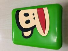 PAUL FRANK GREEN SILICONE CASE FOR APPLE IPOD NANO 3G