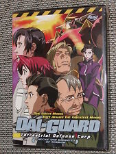 Dai-Guard Anime DVD Volume #3: Checks and Balances - 2003 ADV Films - NEW