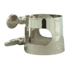 Leblanc Bonade Bb Clarinet Inverted Ligature Nickel Silver Professional Quality