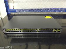 Cisco Catalyst 3750 Serie Ws-c3750-48ts-s (Ref: 17637)