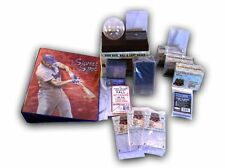 Trading Card Supply Package. Great for any trading card collector !!