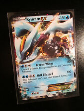 EX KYUREM EX Pokemon PROMO Card BW37 Black Star Set Collector Tin Black&White