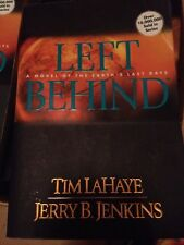 Left Behind : A Novel of the Earth's Last Days Bk. 1 by Tim LaHaye Paperback