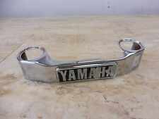 1982 Yamaha XS650 Heritage Special Y635' front emblem cover trim