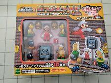 Super Mario Bros Figure Balance World Game Castel Stage Epoch Japan