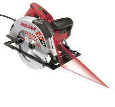 SKIL 5680-01 Compact Corded 7 1/4-Inch 14Amp 2.5-Hp Laser Circular Saw w/Blade