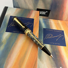 Montblanc Writers Edition Alexandre Dumas Father Signature LE Ballpoint Pen