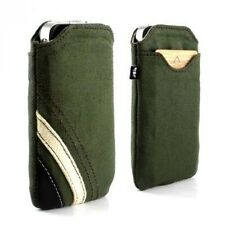 Proporta Smart Hessian Pouch Case Cover for Apple iPod iPhone 4 4G 4S UK
