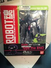 Bandai Robot Spirits Damashii #021 Side LFO Eureka 7 Nirvash Type The End Eureka